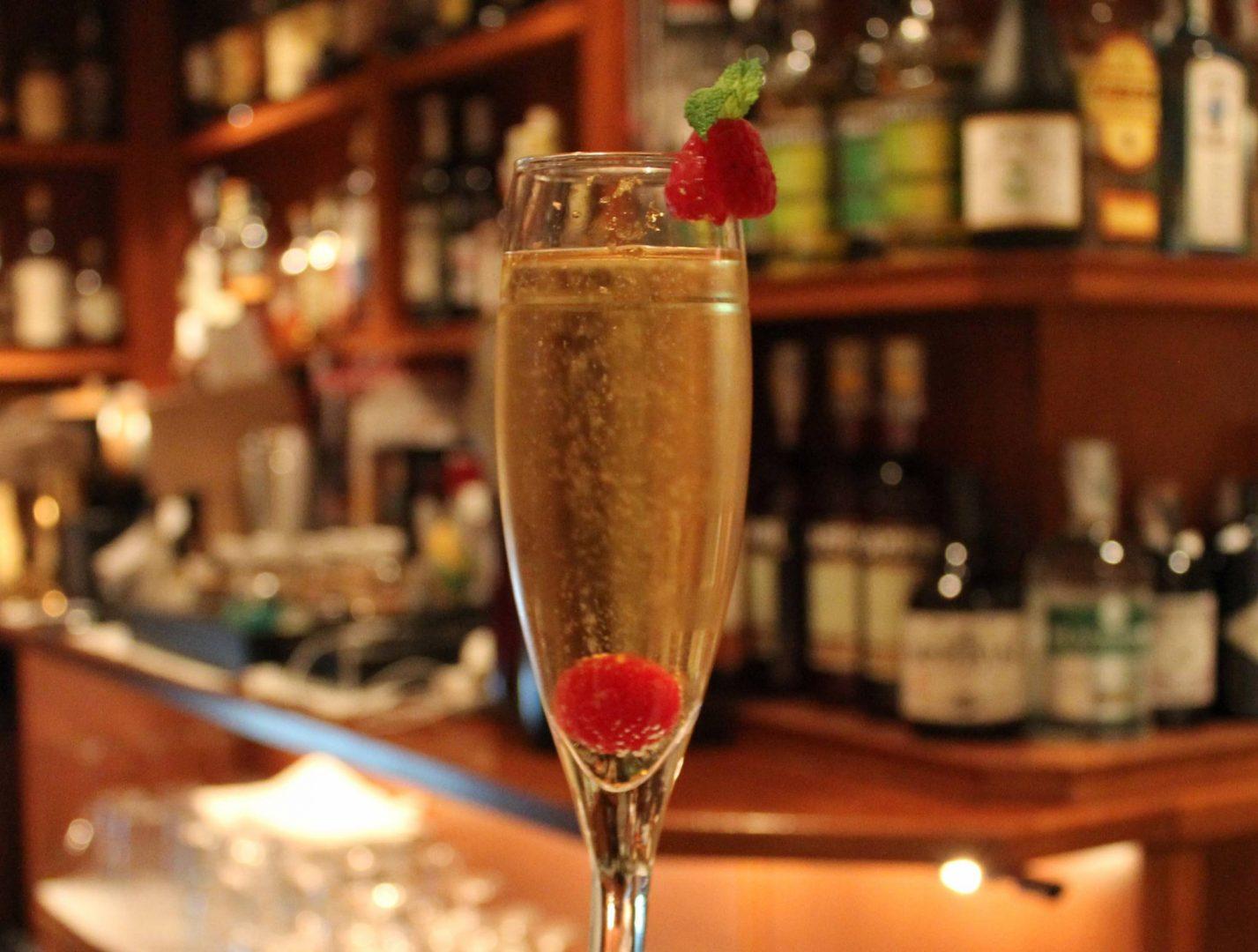 Uno de los cocktails de película de Milano Cocktail-Bar
