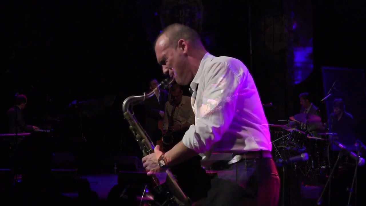 Big Dani Perez Organic Trio en Milano Jazz Club