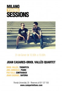 Milano Young Sessions_GEN2015