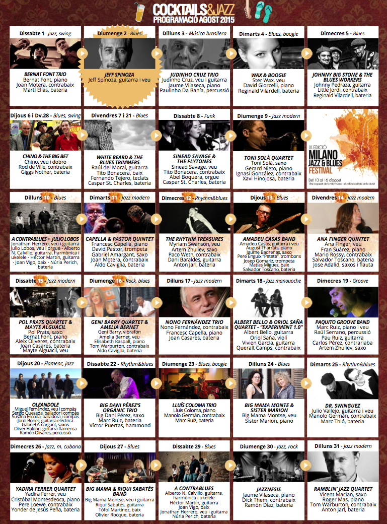 programación festival Milano