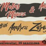 Milano Jam Session con Andreu Zaragoza