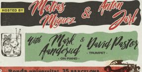 MJS David Pastor, trompeta Mark Aanderud, piano