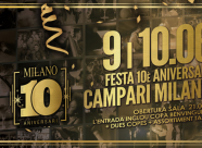 10º aniversario Milano