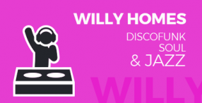 DJ WILLY HOMES